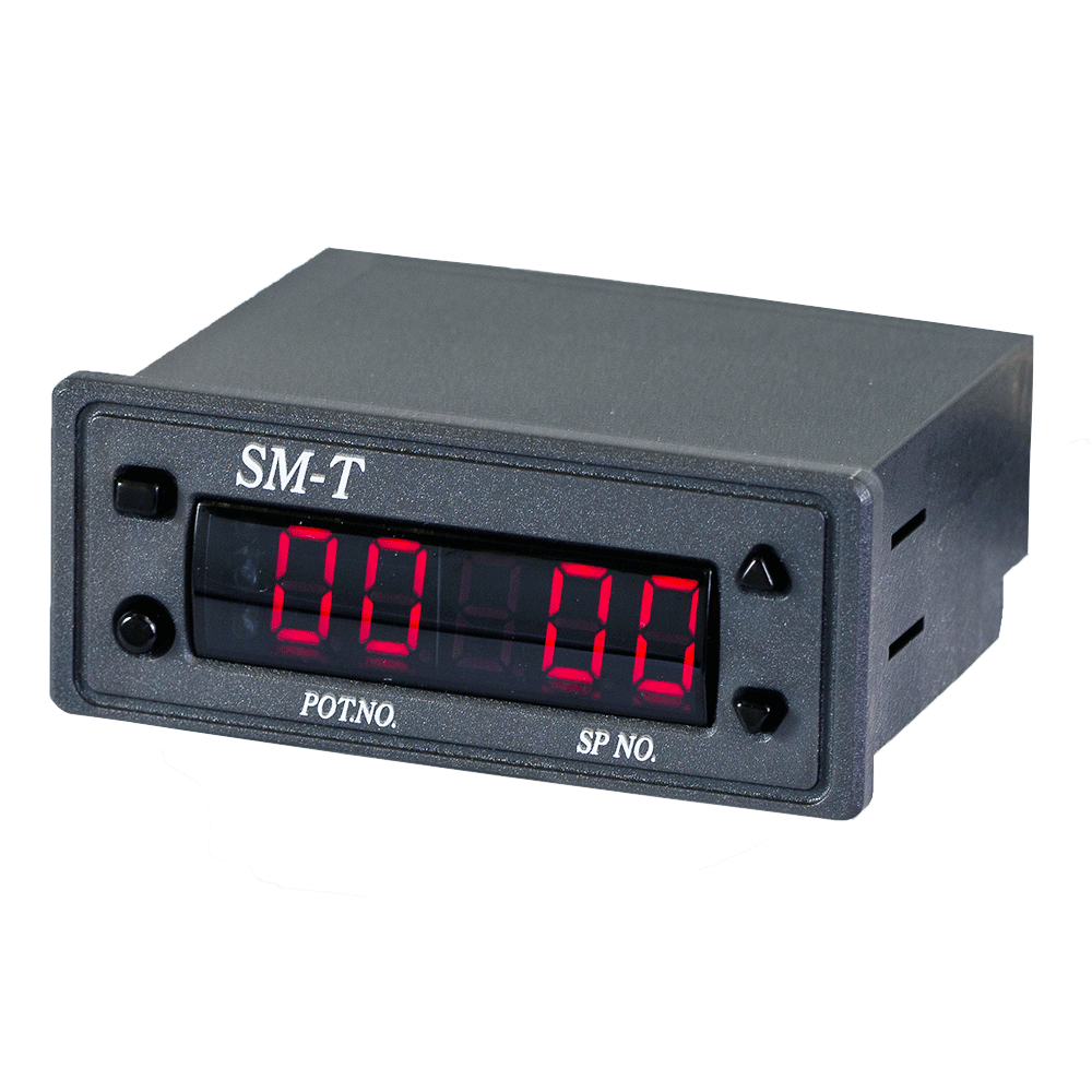 Digital Tool's Displayer | SM-T Series