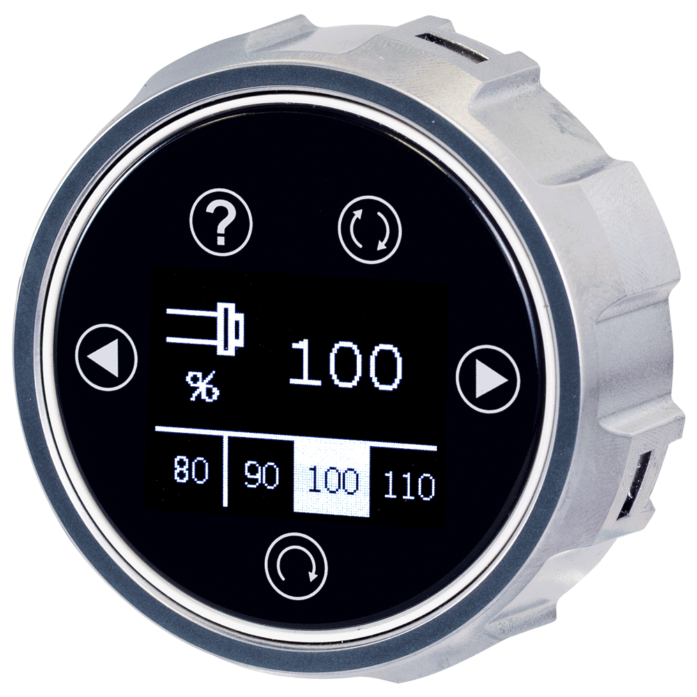 OLED Digital Code Rotary Switch