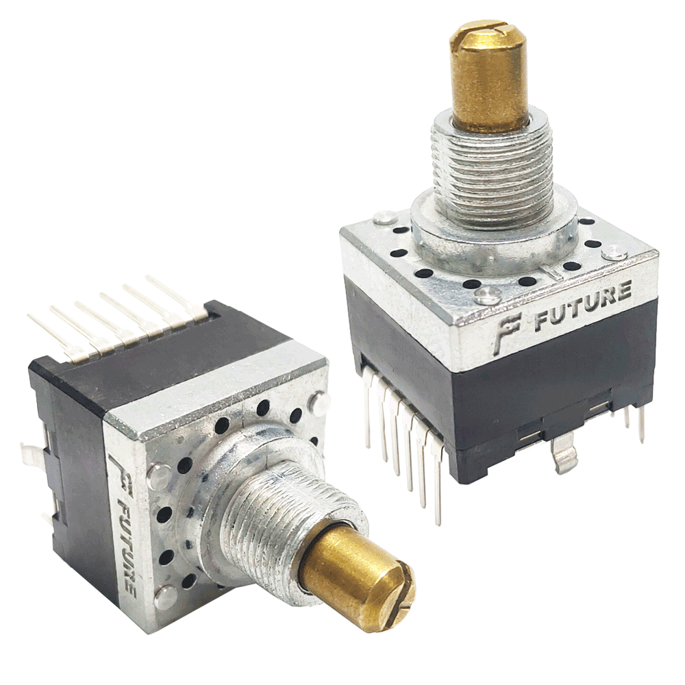 Small Digital Code Rotary Switch