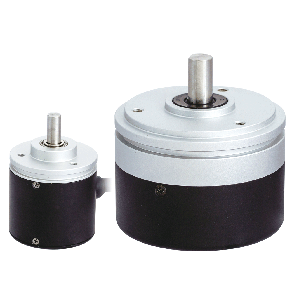 Absolute Magnetic Encoder for Turret